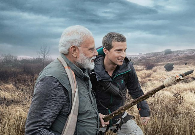 Rajinikanth in man vs wild, Narendra Modi, Man vs Wild, bear Grylls, south movie News, south movie News in Hindi, Latest south movie News, south movie Headlines