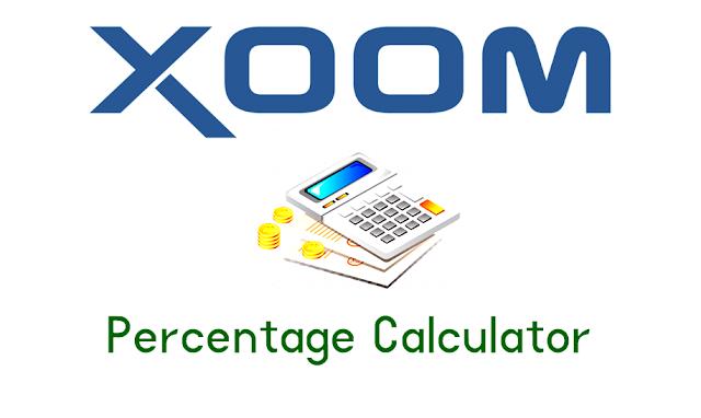 percentage calculator xoominternet.com