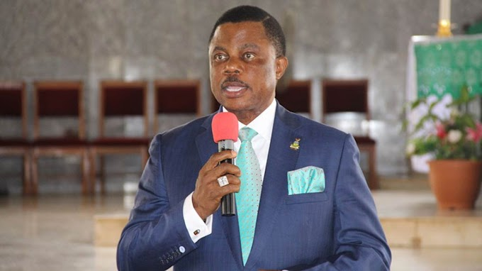 Obiano Commends Buhari for Naming National Stadium After MKO Abiola, Asks Him to Declare Zik's Birthday a National Holiday