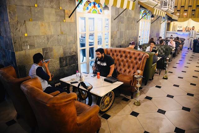 Hadramawt Palace jadi pilihan warga kota | Arabic Cuisine