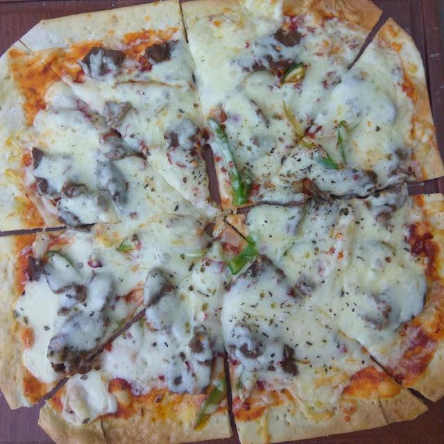 pizza My Garden Cafe & Restaurant Batam