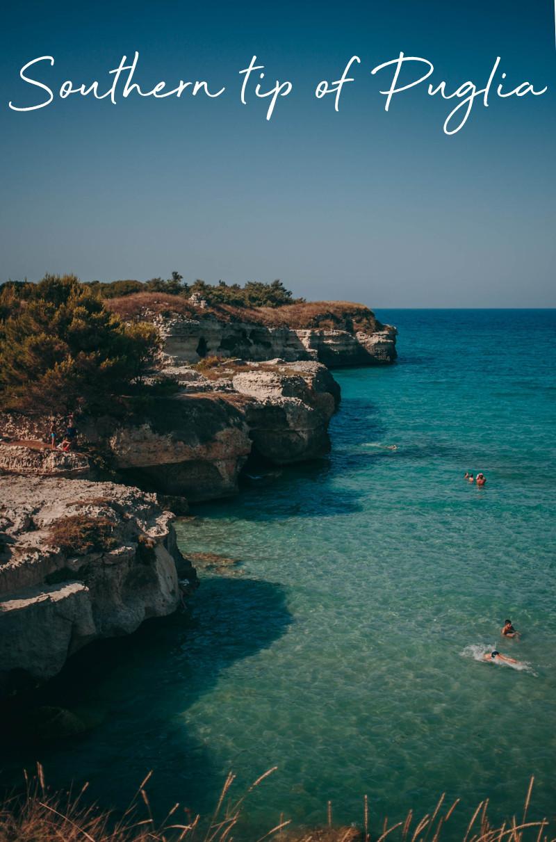 Puglia diaries: Southern tip of Puglia