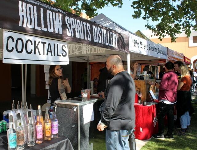 Hollow Spirits events