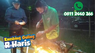 Bakar Utuh Kambing Guling Bojongloa Kidul Bandung, kambing guling bojongloa kidul, kambing guling, bakar kambing bojongloa kidul bandung,