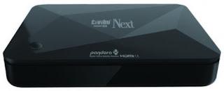 Next Pandora HD Slim V.3027 yazılımı