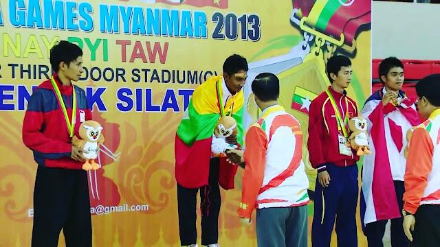 Pesilat andalan Sulsel, Awaluddin yang terlupakan (kiri) www.masmedia.xyz
