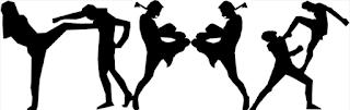Latihan Beladiri Muay Thai