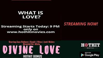 Divine Love Web series Hothit Movies