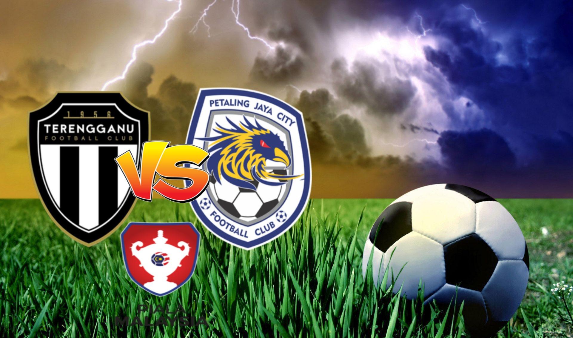 Live Streaming Terengganu vs PJ City FC Piala Malaysia 7.11.2020