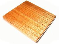 栴檀木製財布