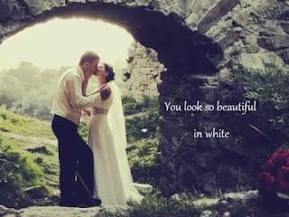 Lirik Lagu Beautiful In White - Westlife