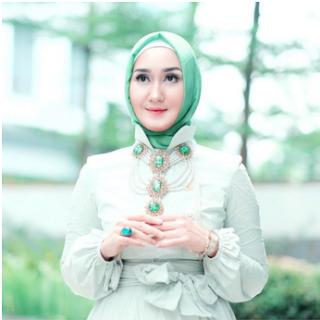 Model Hijab Dian Pelangi