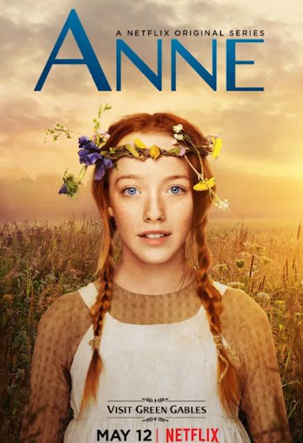 ANNE WITH AN E SERIE NETFLIX
