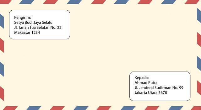 Surat Biasa