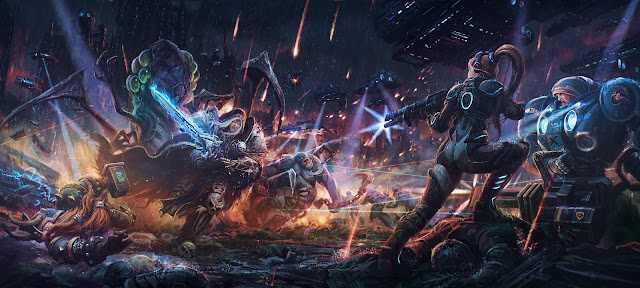 Download Heroes Of The Storm Game Utorrent Highly compressed