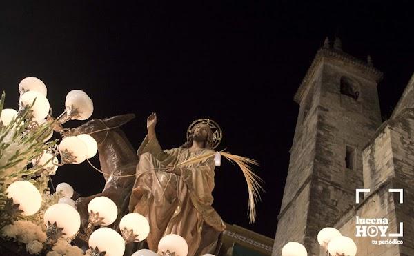 Una imagen de La Pollinita realizada por Juan Pérez Cañete ilustrará el cartel de la Semana Santa de Lucena 2021