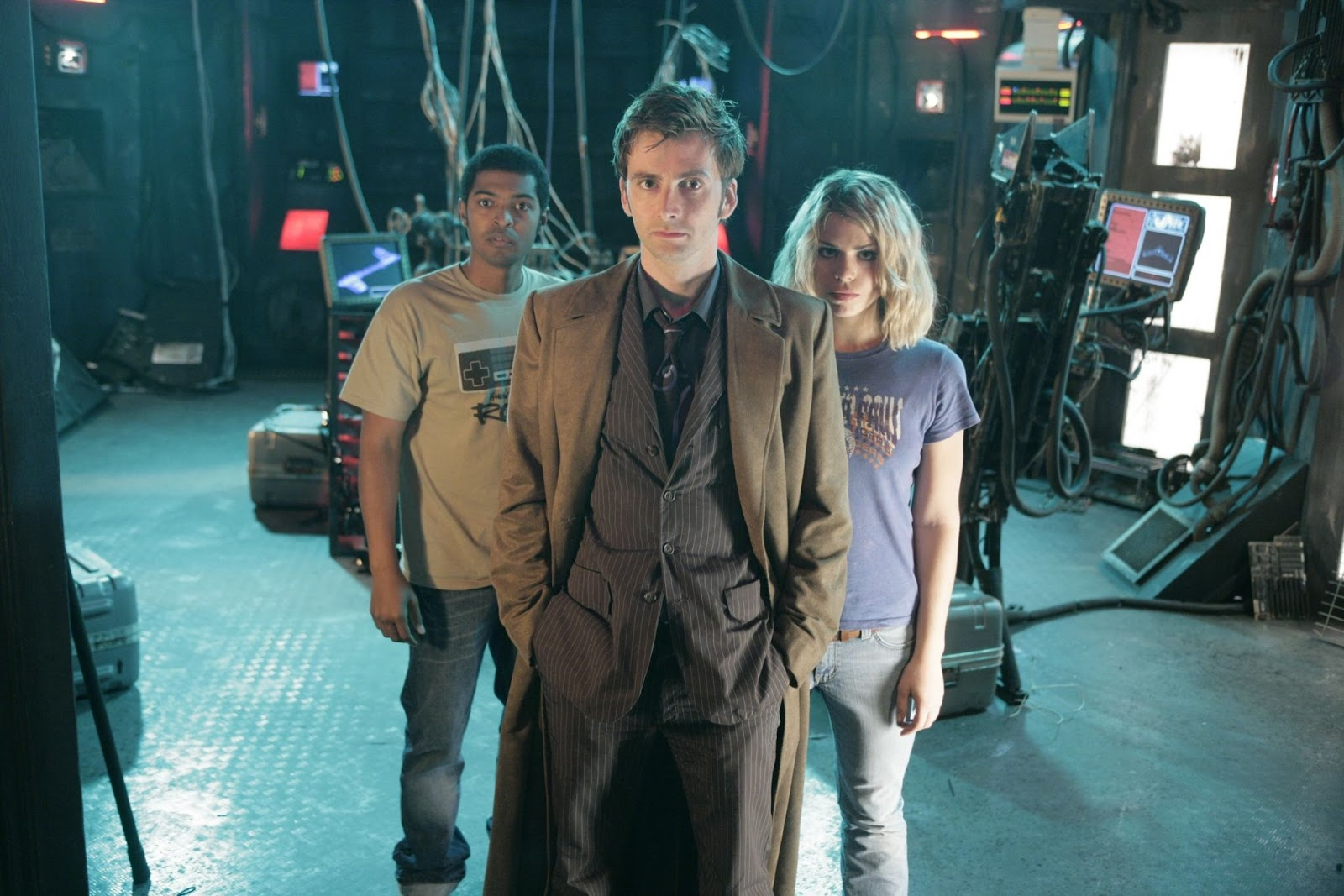 Doctor Who 50th Anniversary Countdown -The Girl In The ...