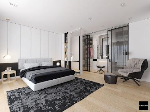 5 Minimalistische Schlafzimmer-Design, das Sie fühlen sich wie zu Hause im Inneren