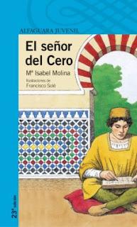 «El señor del Cero» de Mª Isabel Molina