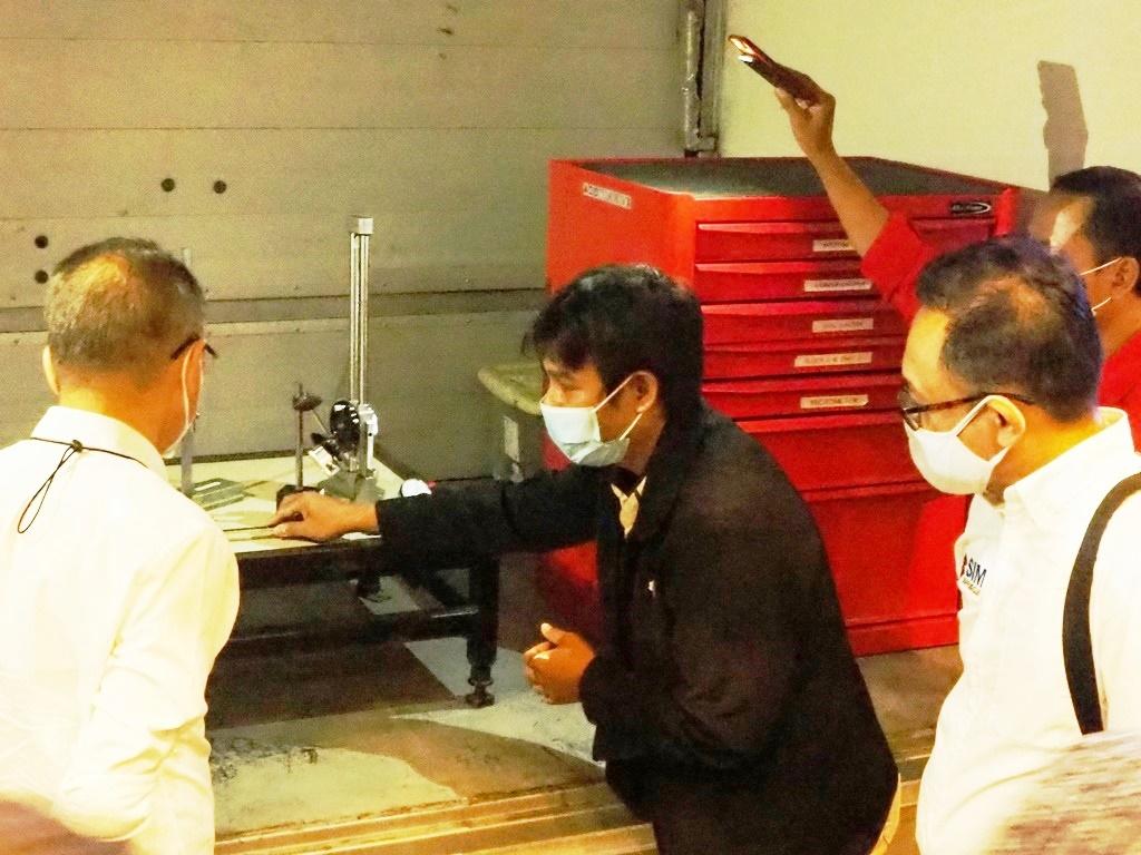 Suzuki Dukung Peningkatan Kualitas Tenaga Kerja Lewat Kegiatan Vokasi