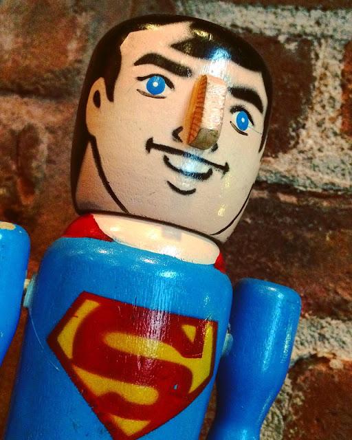 Superman nutcracker