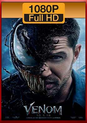 Venom (2018) 1080p [Latino – Inglés] [MEGA – GDrive]