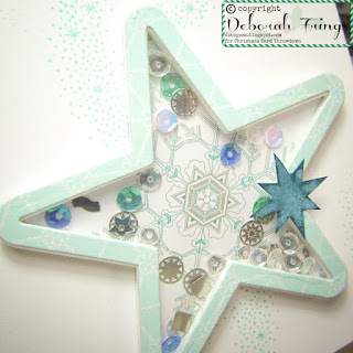 Star of Wonder detail - photo by Deborah Frings - Deborah's Gems