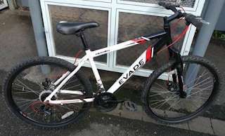 Stolen Bicycle - Apollo Evade
