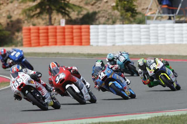 Menanti Aksi Andi Gilang di Lintasan MotoGP