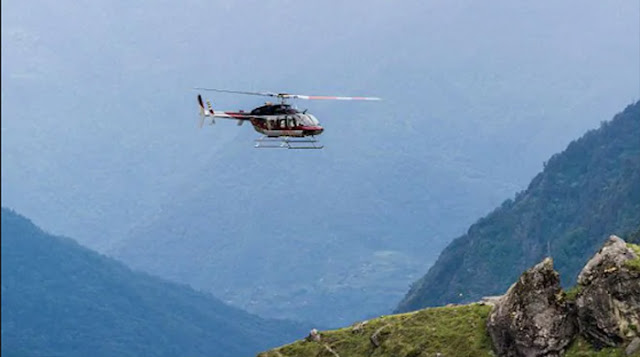 Sightseeing in Manali by Helicopter