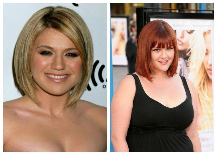 Haircuts for obese women after 40 years