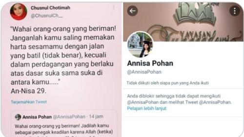 Diblokir Istri AHY, Netizen: Mengerikan Jika Sampai Suaminya Jadi Presiden
