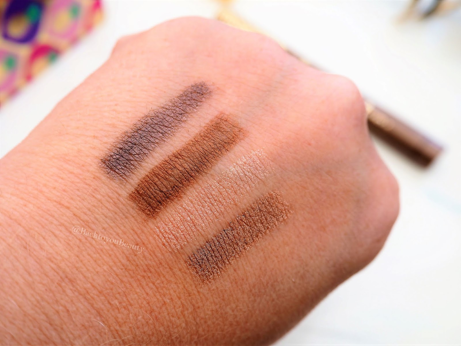 Tarte Shadow liners holiday collection