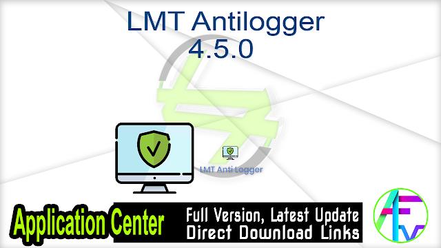 LMT Antilogger 4.5.0