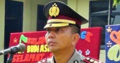Kapolres Way Kanan yang Hina Profesi Wartawan Dicopot