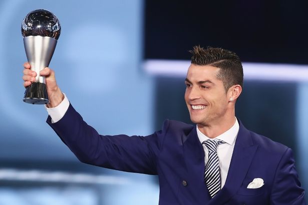 Full list of final nominees of The Best FIFA Football Awards 2017