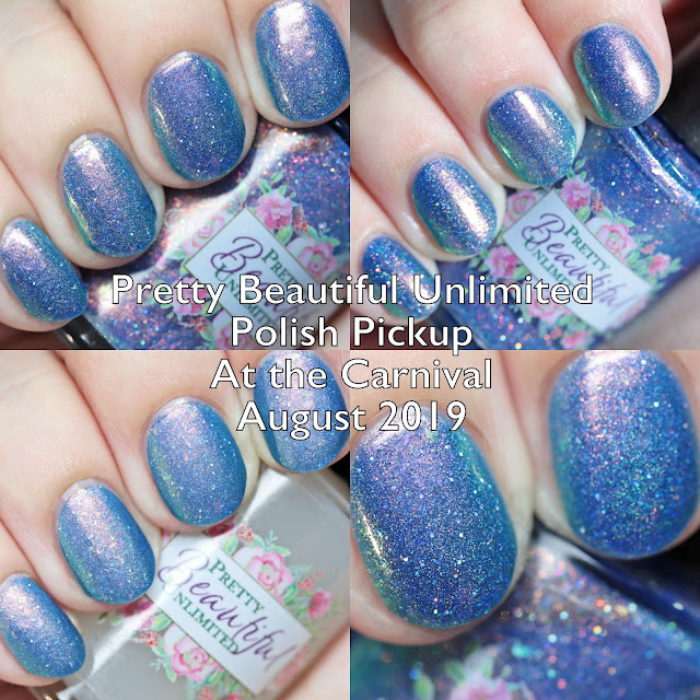 Pretty Beautiful Unlimited Polish Pickup At the Carnival August 2019