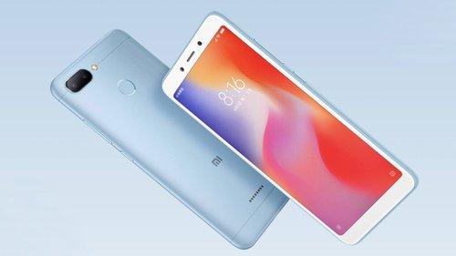 Redmi 6A Smartphone Murah Berkualitas