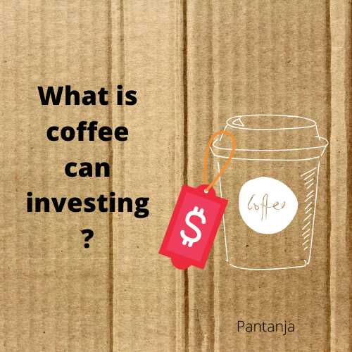 What is coffee can investing?
