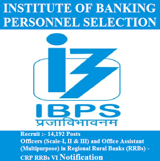 Institute of Banking Personnel Selection, IBPS, Bank, Graduation, Officer, Office Assistant, freejobalert, Sarkari Naukri, Latest Jobs, Hot Jobs, ibps logo
