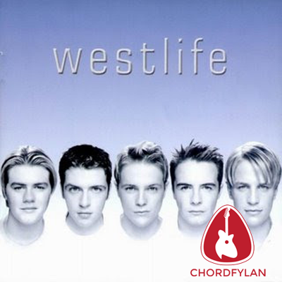 Lirik dan Chord Kunci Gitar Flying Without Wings - Westlife