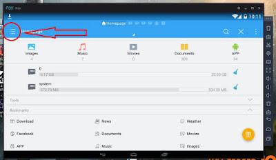 Cara Memindahkan File OBB Dari Windows ke Nox App Player