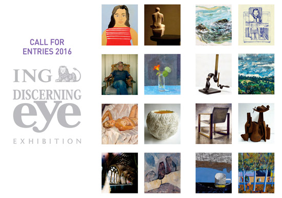 ING Discerning Eye Call for Entries Leaflet