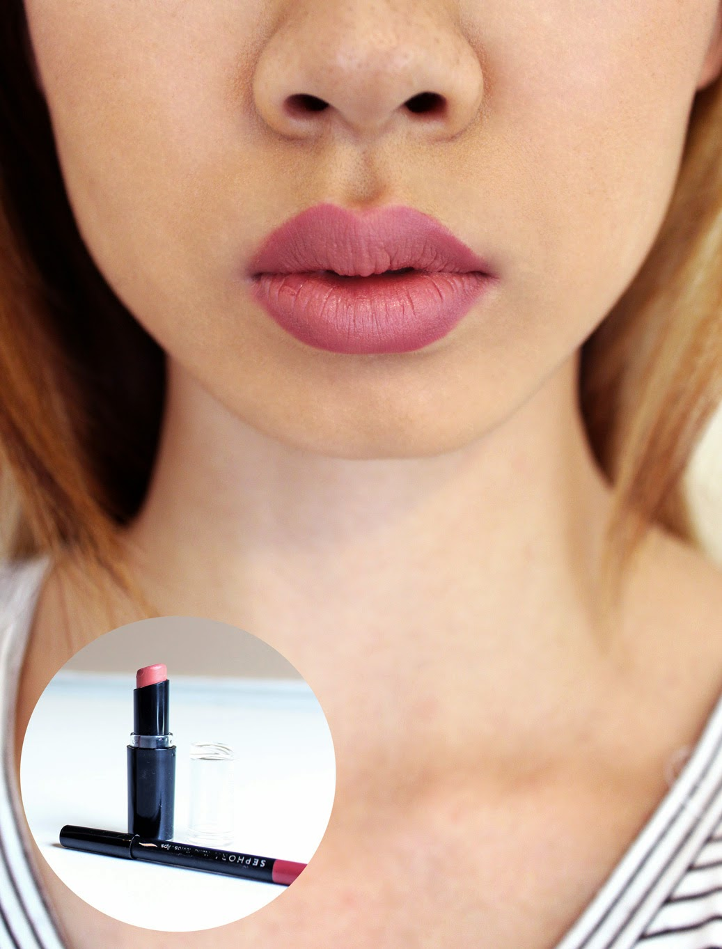 Kylie Lip Stain: Kylie Jenner Lip Color: How To Get The Look Feat. High End