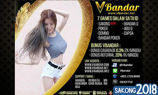 Bermain Judi Poker Online Teraman VBandar.info