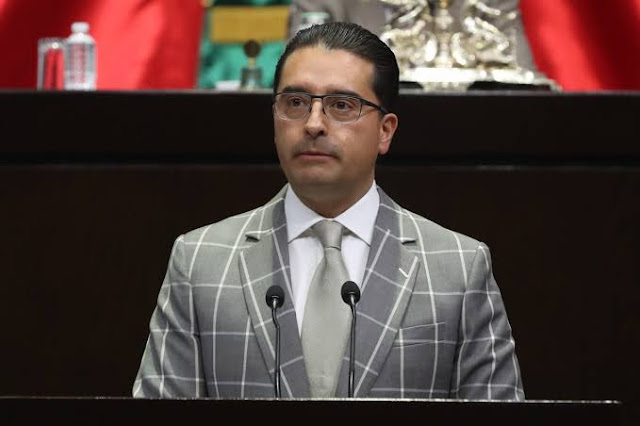 diputado Iván Rodríguez Rivera (PAN)