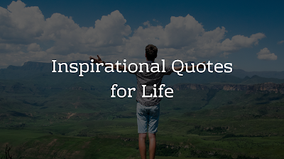 Inspirational Quotes for Life - Brain Hack Quotes