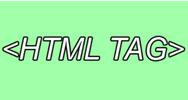 Tag HTML beserta Penjelasannya
