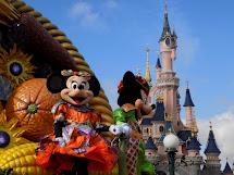 Halloween Disneyland Paris 2016 - Added Pixie Dust