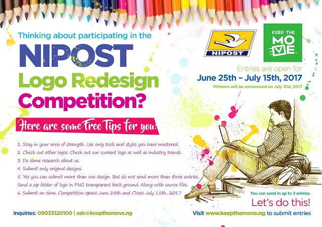 Image result for NIPOST Logo Redesign Competition